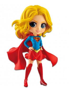 Figura Supergirl Classic Banpresto Q Posket 14 cm