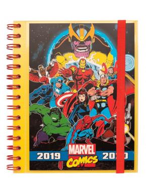 Agenda Escolar Marvel 2019 - 2020