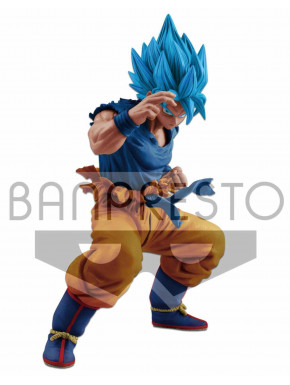 Figura Super Saiyan God Son Dragon Ball 20 cm