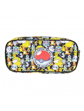 Estuche Neceser Pokemon Gotta Catch Em All