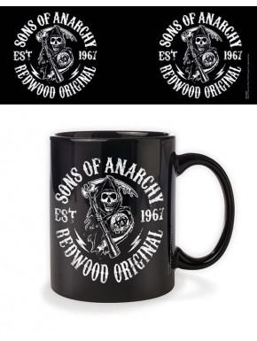 Taza Sons of Anarchy Redwood Original