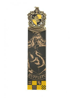 Marcapáginas Harry Potter Hufflepuff