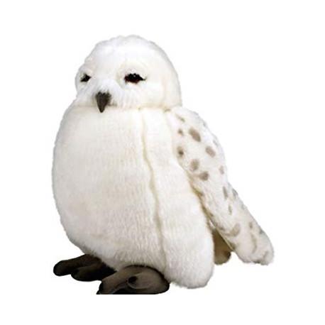 Peluche marioneta Hedwig con sonido