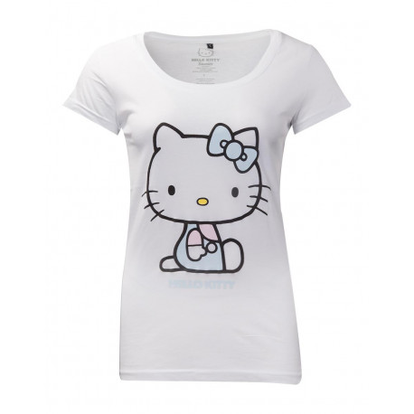 Camiseta chica Hello Kitty
