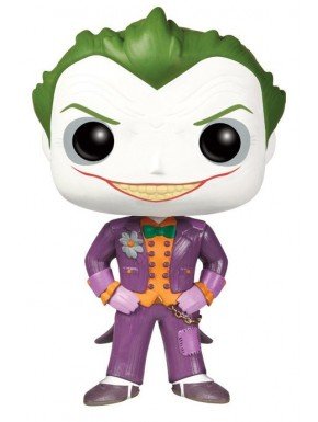 Funko Pop Joker Arkham Asylum