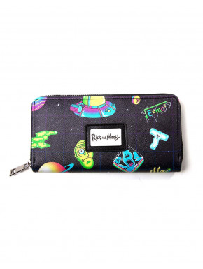 Cartera chica Rick and Morty