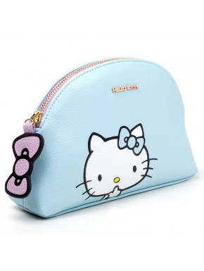 Estuche maquillaje Hello Kitty