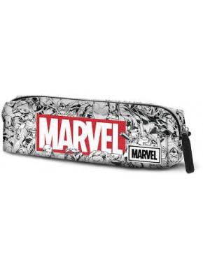 Estuche Portatodo Comics Marvel Logo