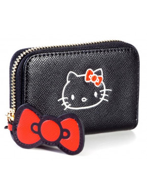 Cartera Hello Kitty lazo rojo