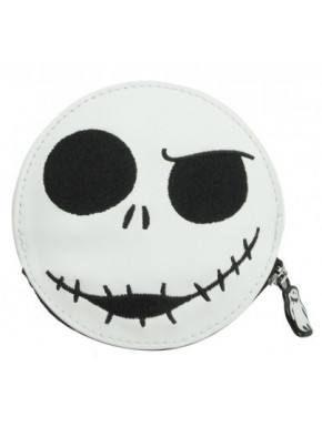 Monedero Jack Skellington Face