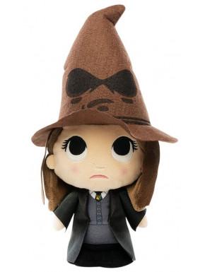 Peluche Hermione Sombrero Seleccionador Funko Super Cute Plushie 18 cm