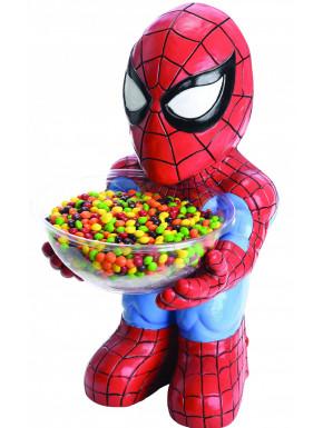 Figura Portacaramelos Spiderman 45 cm