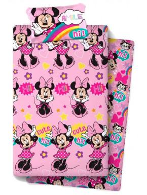 Juego de Sábanas Disney Minnie 105 cm