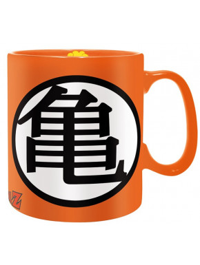 Taza Grande Dragon Ball Z Kame