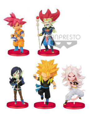 Figura Sorpresa Super Dragon Ball Héroes Banpresto WCF