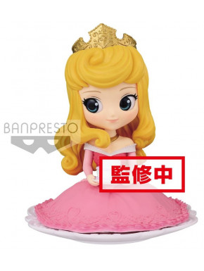 Figura Aurora Disney Banpresto Q Posket 9 cm