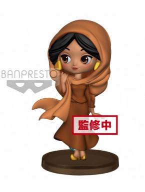 Figura Jasmine Disney Banpresto Q Posket Petit Girl 7 cm
