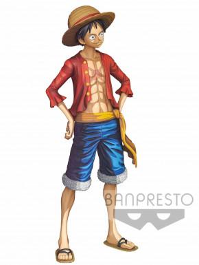 Figura Monkey D Luffy Banpresto 27 cm