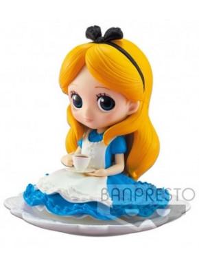 Figura Alicia Disney Banpresto Q Posket Petit Girl 7 cm