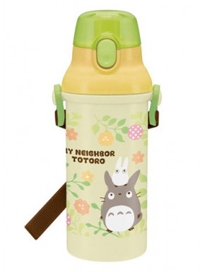 Botella de agua Plantas Totoro Ghibli 480 ml
