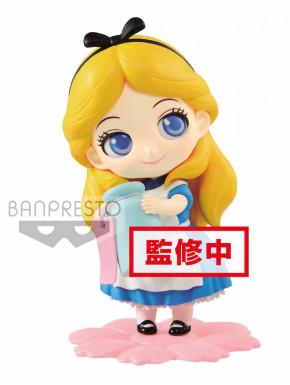 Figura Alicia Disney Banpresto Q Posket 9 cm sweetiny