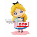 Figura Alicia Disney Banpresto Q Posket 9 cm sweetiny