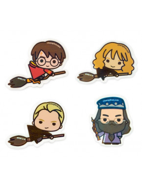 Set de Gomas Harry Potter Personajes