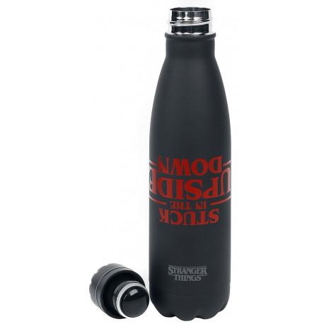 Botella Stranger Things Hawkins High School