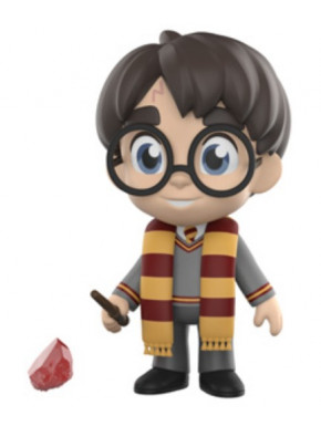Funko 5 Star Harry Potter con bufanda