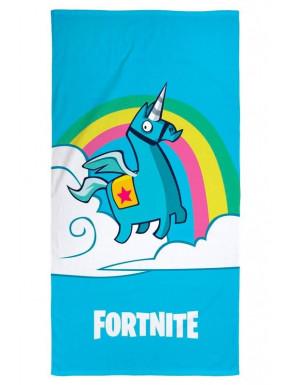 Toalla Fortnite Unicornio Algodón