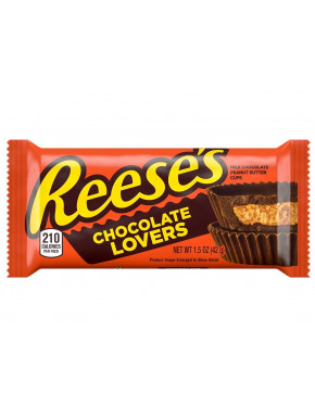 Reese's Chocolate Lovers cups chocolate