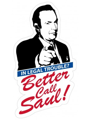 Alfombra Better Call Saul 57x105cm