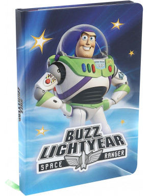 Cuaderno Toy Story Buzz Lightyear Disney