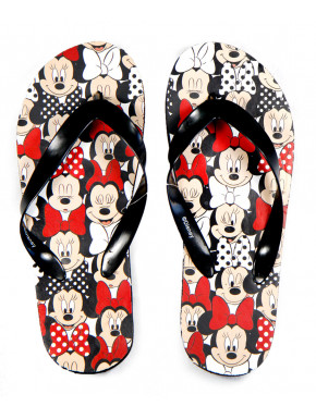 Chanclas Minnie Adulto Disney