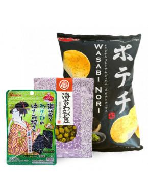 Pack Wasabi Nori