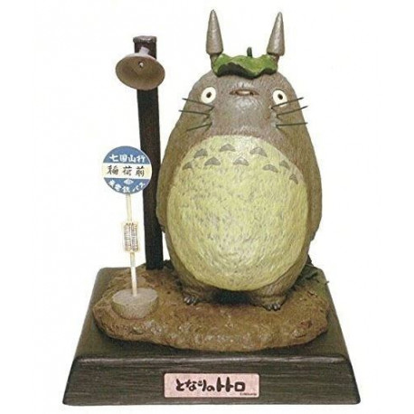 Diorama con luz Mi vecino Totoro 24cm