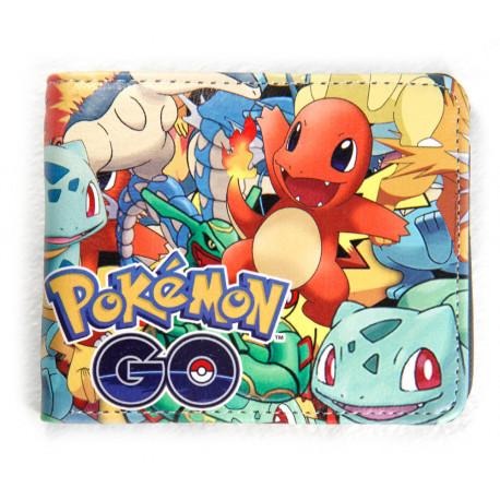 Cartera Pokemon Go