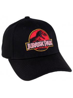 Gorra Béisbol Jurassic Park Logo