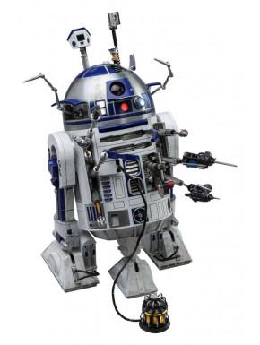 Figura R2-D2 1:6 Hot Toys Deluxe ver. Star Wars Movie Masterpiece 18cm