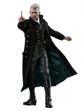 Figura Gellert Grindelwald 1:6 Hot Toys Movie Masterpiece 30cm