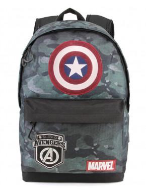 Mochila Capitan América Marvel Army