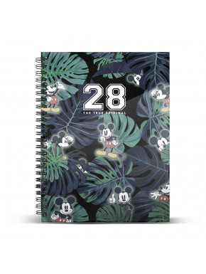 Cuaderno A5 Disney Mickey Mouse 28
