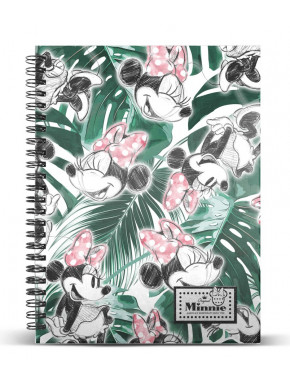 Cuaderno A5 Disney Minnie Mouse Aruba