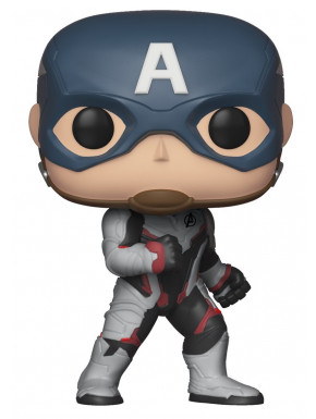 Funko Pop! Capitán América Avengers Endgame Marvel