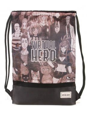 Bolsa gimnasio Rubius Virtual Hero