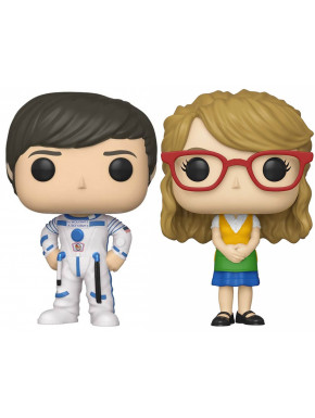 Funko Pack Howard y Bernadette The Big Bang Theory