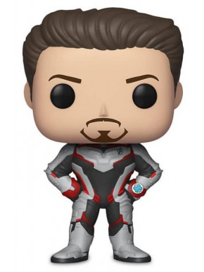 Funko Pop! Tony Stark Avengers Endgame Marvel