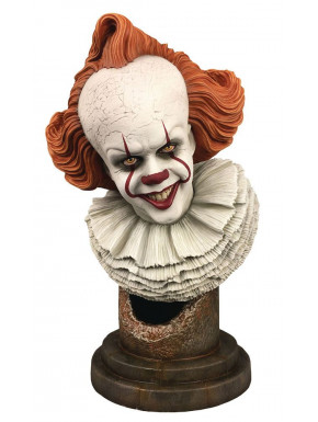 Busto 1:2 Pennywise It chapter II 35cm