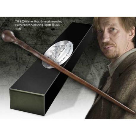 Varita de colección Remus Lupin ed. carácter