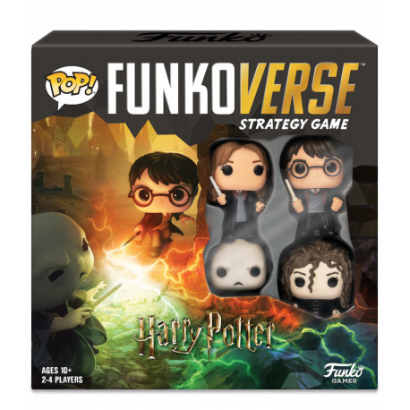 Funkoverse Harry Potter 100 juego de mesa